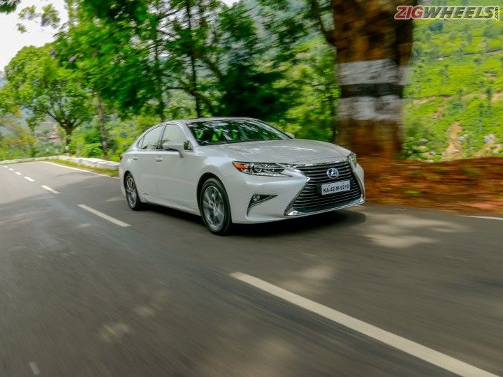 Lexus ES 300h Review