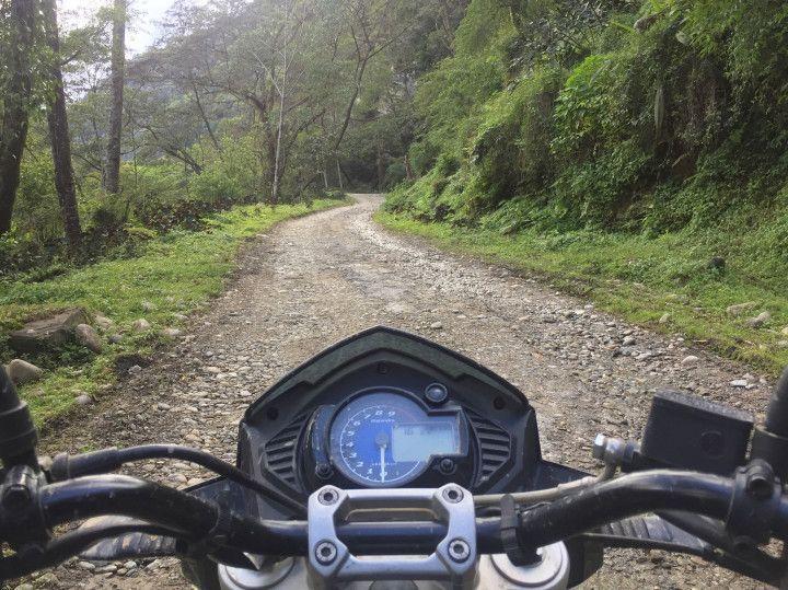 Mahindra Mojo North East Trail Day Eight