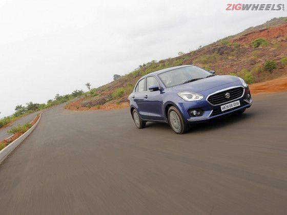 2017 Maruti Suzuki Dzire - First Drive: Review