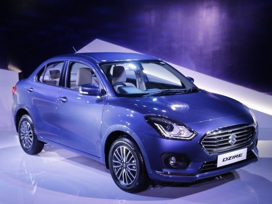 All New Maruti Suzuki Dzire Launched At Rs 5.45 Lakh
