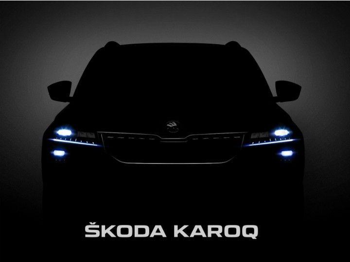 Skoda Karoq Front