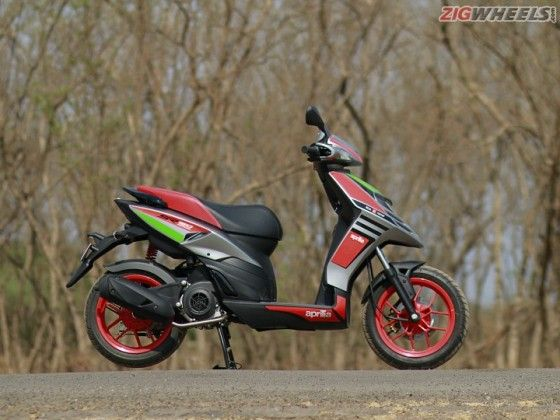 Aprilia SR 150 Race: Road Test Review