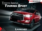 Toyota Innova Crysta Touring Sport Launched At Rs 17.79 Lakh