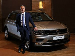 Volkswagen Tiguan Launched At Rs 27.98 Lakh