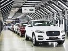 Jaguar F-Pace Local Assembly Starts; Prices Go Down