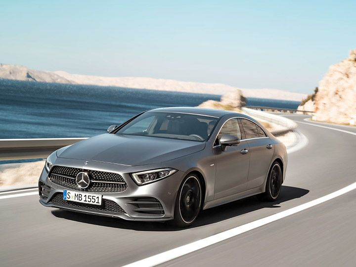 New Mercedes-Benz CLS