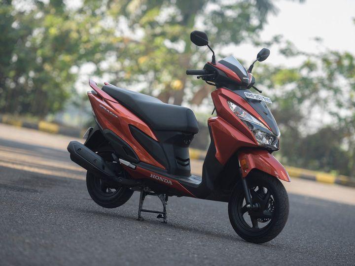 Honda Grazia First Ride Review - ZigWheels