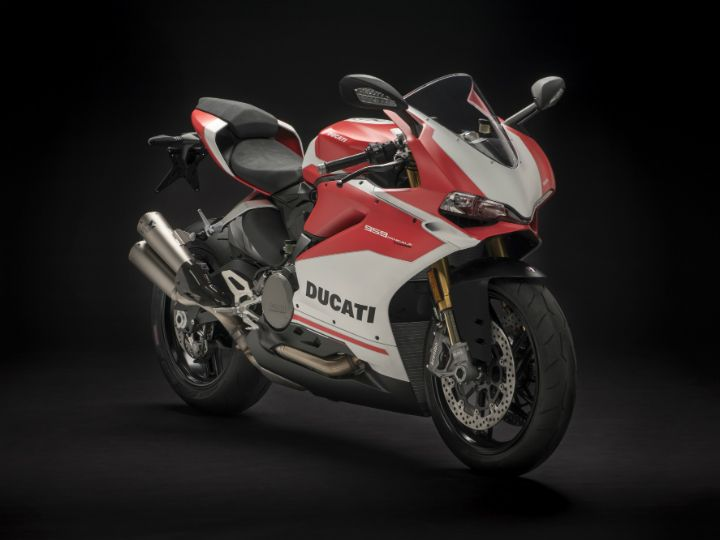 Ducati 959 Panigale Corse Launched In India Sans Top-shelf