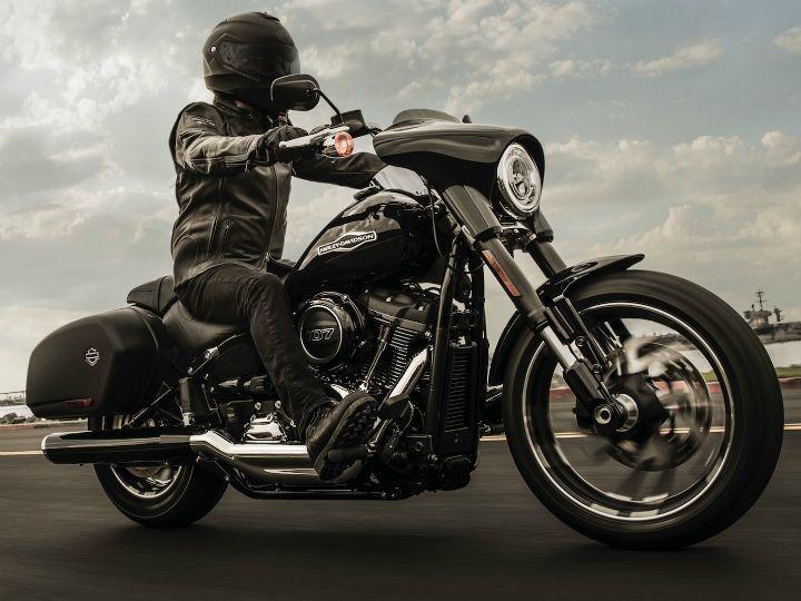 2017 EICMA Show: Harley-Davidson Sport Glide 2018 Unveiled