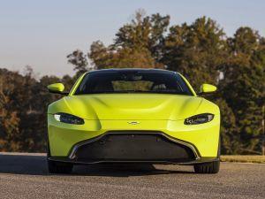 New Aston Martin Vantage Looks Bullish