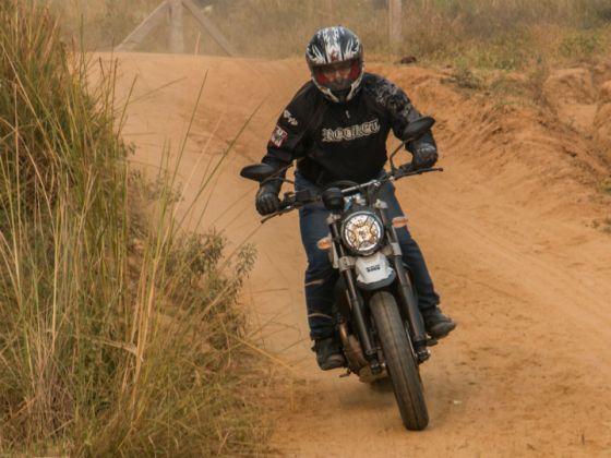 Ducati Scrambler Desert Sled: First Ride Review