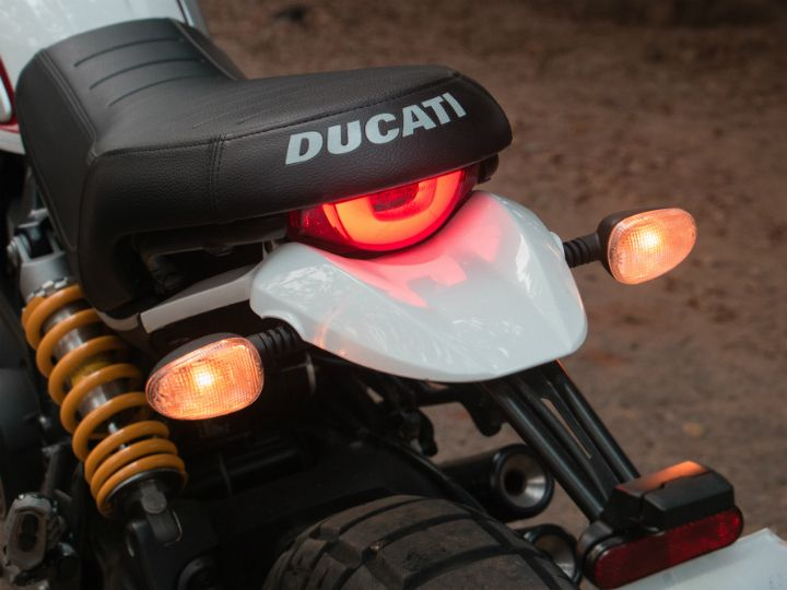 Differences Between And  Ducati Scrambler Icon