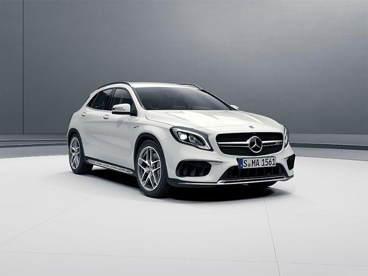 Mercedes-AMG Launches Updated CLA 45 And GLA 45 - ZigWheels