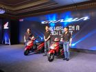 Honda Grazia Launched At Rs 57,897