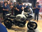 2017 IBW BMW Motorrad Launches R NineT Racer And The K1600B