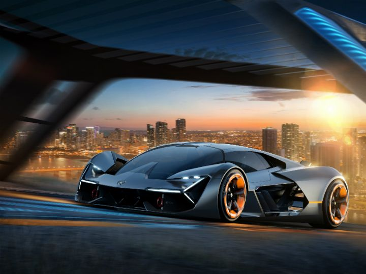 Lamborghini Terzo Millennio Unveiled Zigwheels