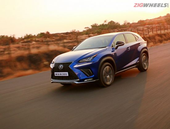 Lexus NX300h: First Drive Review