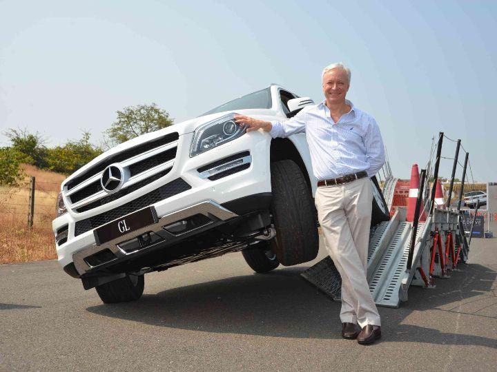 Mercedes-Benz Luxe Drive