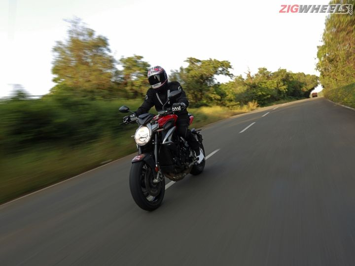 Performance review: 2017 MV Agusta Brutale 800