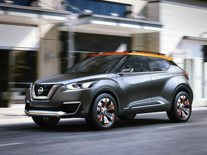 nissan kicks to kickstart the company\u0027s suv plans zigwheelsnissan kicks to kickstart the company\u0027s suv plans