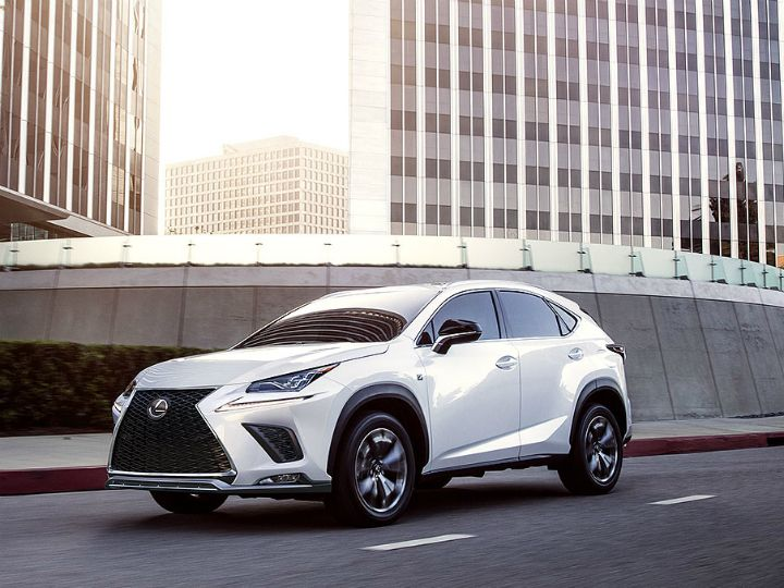 lexus nx 300h unveiled in india zigwheels. Black Bedroom Furniture Sets. Home Design Ideas