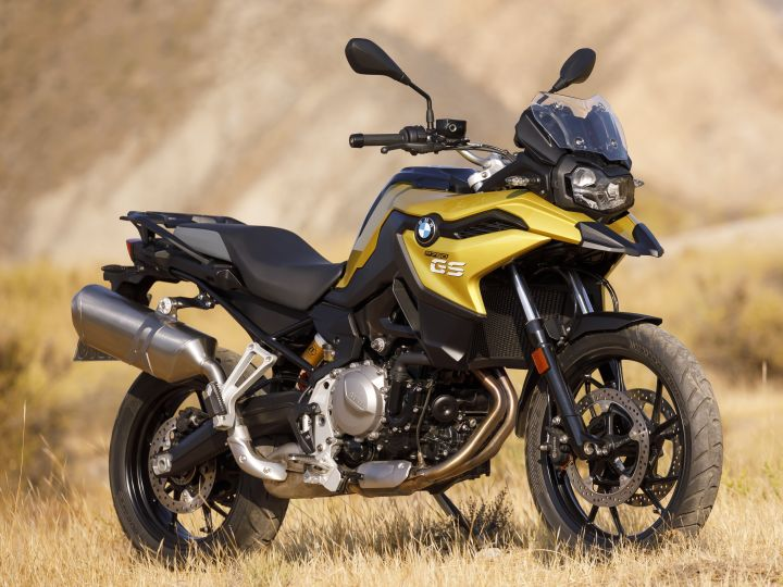 2017 Eicma Bmw F 750 Gs And F 850 Gs Unveiled Zigwheels