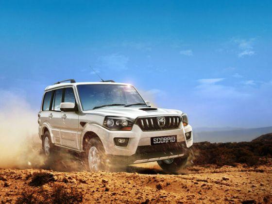 2017 Mahindra Scorpio Facelift Launch Tomorrow
