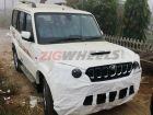 2017 Mahindra Scorpio Facelift To Debut On November 14