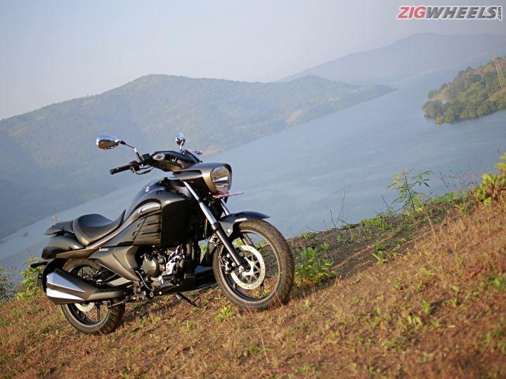 Suzuki Intruder 150- image 2