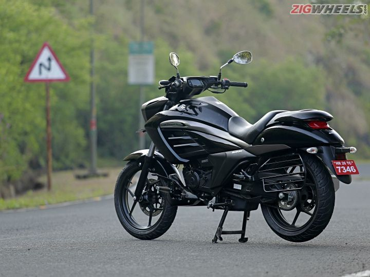 Suzuki Intruder 150 Fi Version Coming Soon Zigwheels