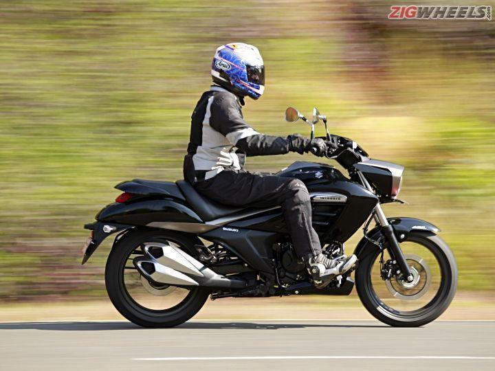 Suzuki Intruder 150- image 5