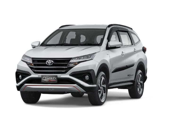 2018 Toyota Rush Looks Like A Baby Fortuner Zigwheels
