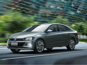 Volkswagen Unveils Next-Gen Vento; Called Virtus