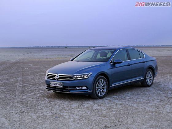 2017 Volkswagen Passat: First Drive Review