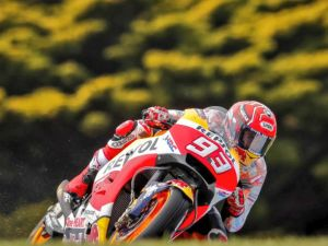 2017 Australian MotoGP: Marquez Reigns The Island