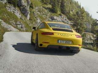 'T' For Lightness? Porsche 911 Carrera T Revealed