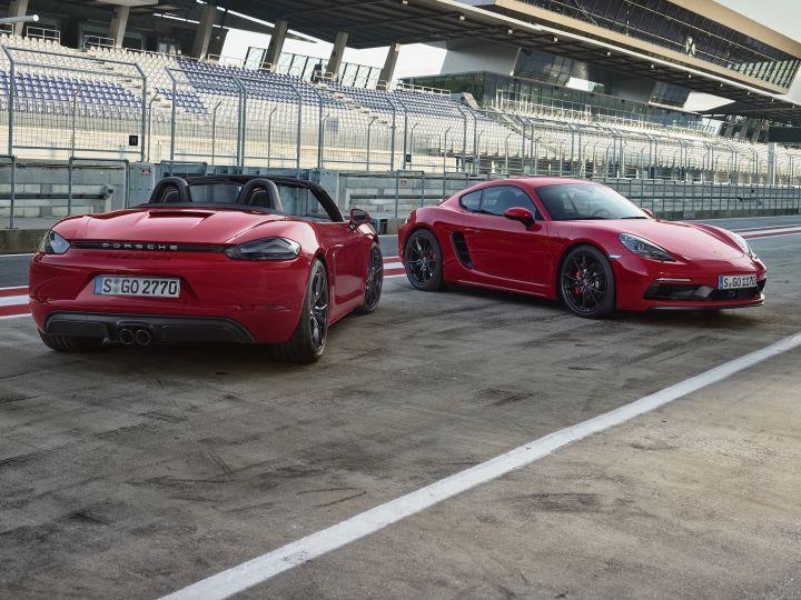 Porsche 718 Gets The GTS Treatment
