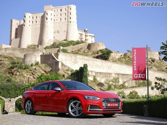 Audi S5: First Drive Review