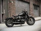Triumph's Meaner Bobber Black Unveiled