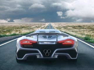 Hennessey Is Back In The Game At 300mph!