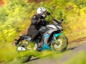 Yamaha Fazer 25 Road Test Review