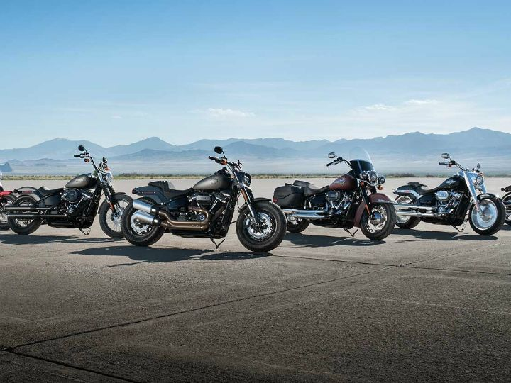 Harley-Davidson Softail Range Launched in India