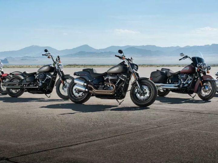 Used Harley Davidson Fatboy In Mumbai