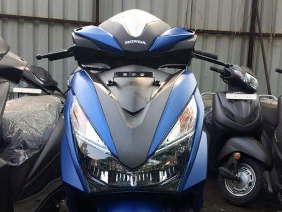 Honda Grazia 125cc Scooter India Launch Soon