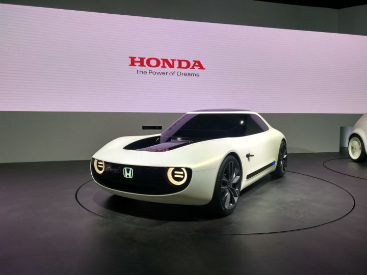 Wonderful Honda Sports EV Concept
