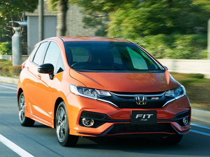 Driving The Hybrid Honda Jazz And Freed Zigwheels
