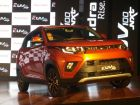 Updated Mahindra KUV100 Launch On October 10