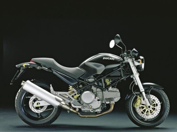 Ducati M900 Dark