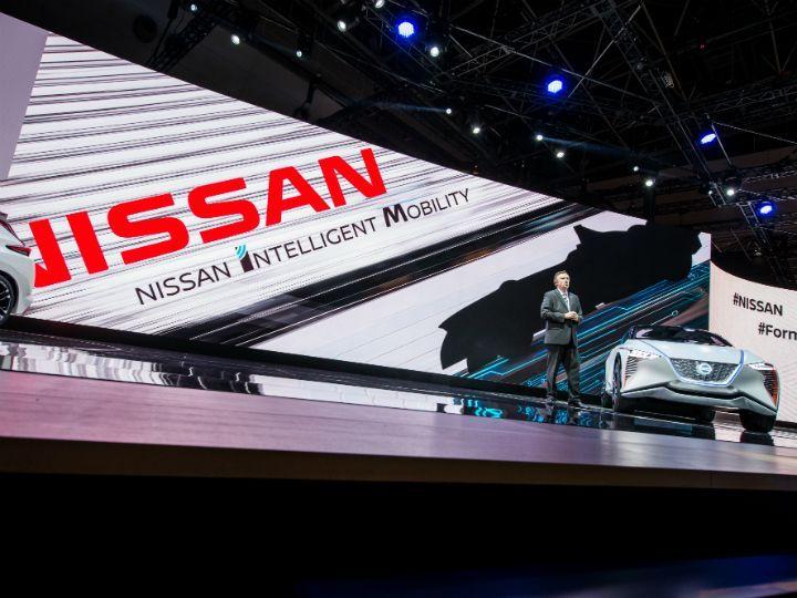 Nissan at the Tokyo Motor Show 2017