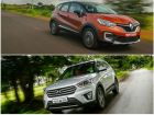 Spec Comparison: Renault Captur Vs Hyundai Creta